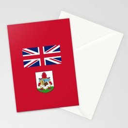 Flag of Bermuda Stationery Cards