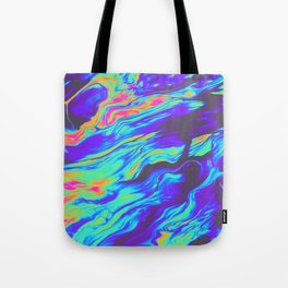 TALKING TO MYSELF AT NIGHT Tote Bag
