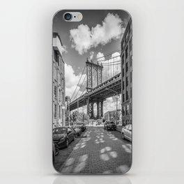 NEW YORK CITY Manhattan Bridge iPhone Skin