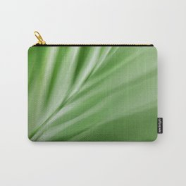 Leaf /  Noise Of Calm Carry-All Pouch