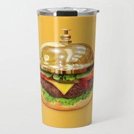 Burger Calling Travel Mug