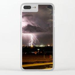 I-25 Strike Clear iPhone Case