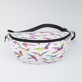 Colorful Migration Fanny Pack
