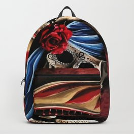 The day of the Dead Backpack