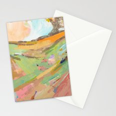 Four Corners of the World  Stationery Cards