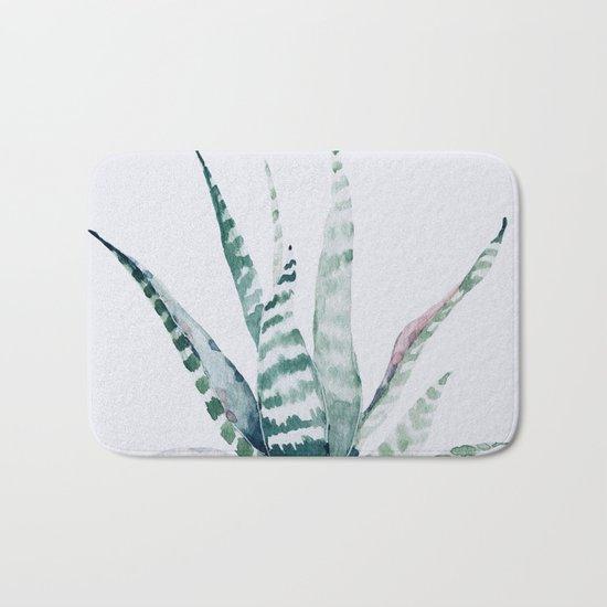 Aloe Vera Bath Mat