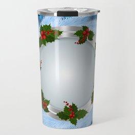 Christmas decoration Travel Mug