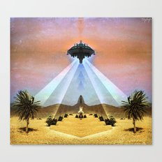 Astral Messenger Canvas Print