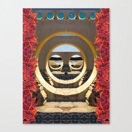 The Secret Portal Canvas Print