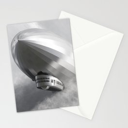 Airship USS Los Angeles Stationery Cards