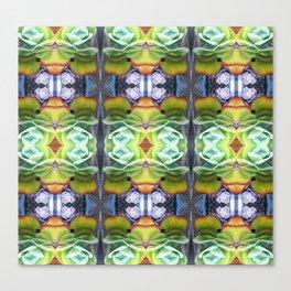 Suculent Fractal  Canvas Print