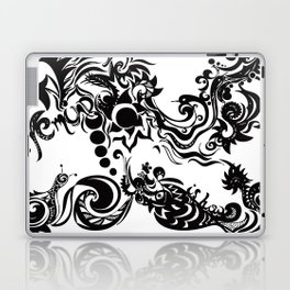 this is how you remind me Laptop & iPad Skin