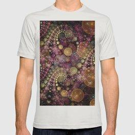 Magical dream, fractal abstract T-shirt