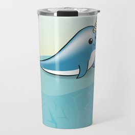 narwhal Travel Mug