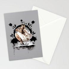 Lady Fabulous Stationery Cards