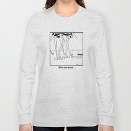 When Ants Dream Long Sleeve T-shirt