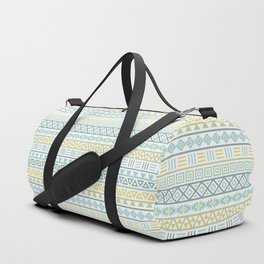 Aztec Influence Ptn Colorful Duffle Bag