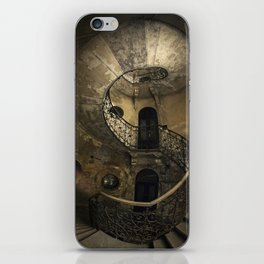 Forgotten Staircase iPhone Skin