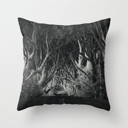 The Kingsroad Throw Pillow