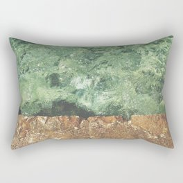 Sea contrast Rectangular Pillow