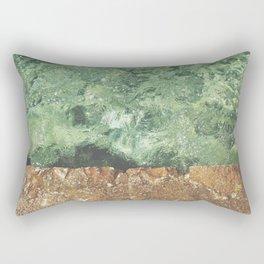 Sea contrast Rectangular Pillow