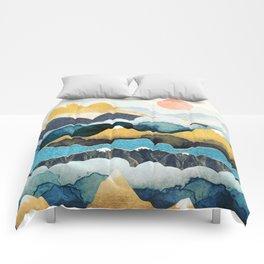 Cloud Peaks Comforters