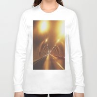 subway Long Sleeve T-shirts featuring SUBWAY by Yigit C.