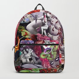 Ms. Ayahuasca de Pompadour Backpack