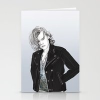 coconutwishes Stationery Cards featuring Biker Styles by Coconut Wishes