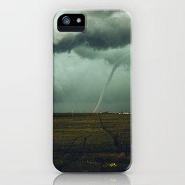 Tornado Alley (Color) iPhone Case