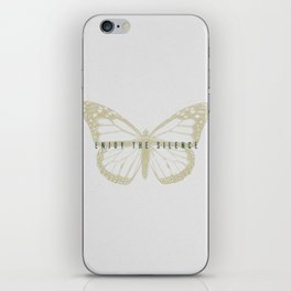 Enjoy the Silence iPhone Skin