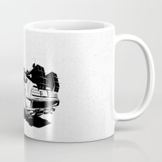 DeLorean / BW Mug