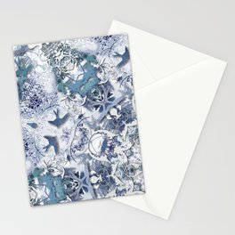 Blue Willow Stationery Cards