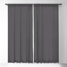 Coco Brown Neapolitan Solid Matte Colour Palette Blackout Curtain