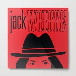 Just Jack Metal Print