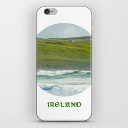 Ireland iPhone Skin