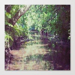 Creekside 1 Canvas Print