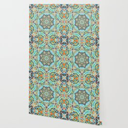 Mandala Tapestry Wallpaper