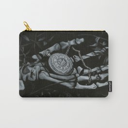 Out of Time Carry-All Pouch