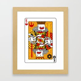 King of Toys Framed Art Print