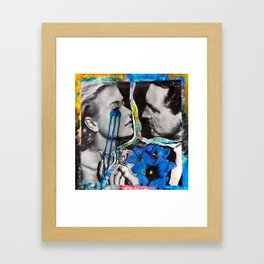 It's Not the Same Anymore Framed Art Print