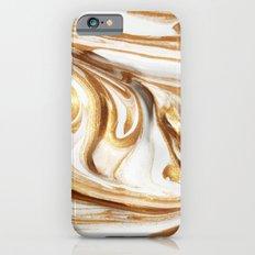 MARBLE CREAM Slim Case iPhone 6s