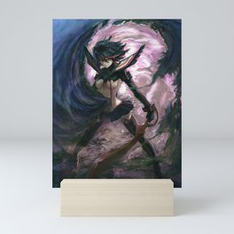 Kill La Kill - Ryuko Matoi Mini Art Print
