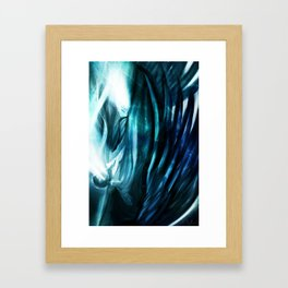 Falling Angel  Framed Art Print