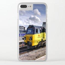 Bristol Seventy Clear iPhone Case