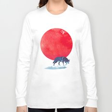Fear the red Long Sleeve T-shirt