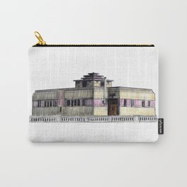 GALLERY SQUARE CHALET Carry-All Pouch