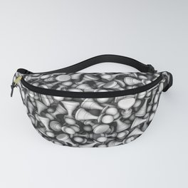 White pawns Fanny Pack