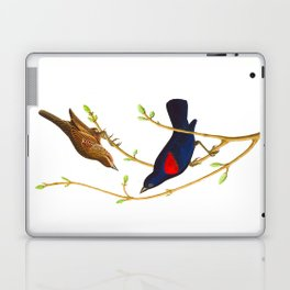 Prairie Starling Bird Laptop & iPad Skin
