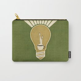 Light and the Coffee Carry-All Pouch